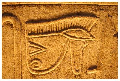 Auge des Horus aegyptische Astrologie